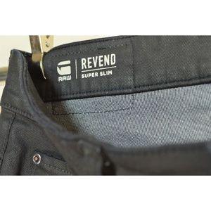G-Star Jeans - G-Star-Raw-jeans-men-30-x-30-Revend-Super-Slim-co